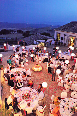 wedding venue spain a