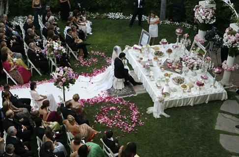 Persian wedding 1