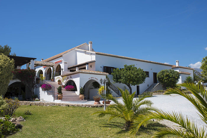 luxury villa nerja 1