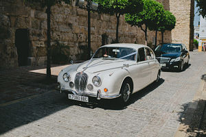 wedding car Spain