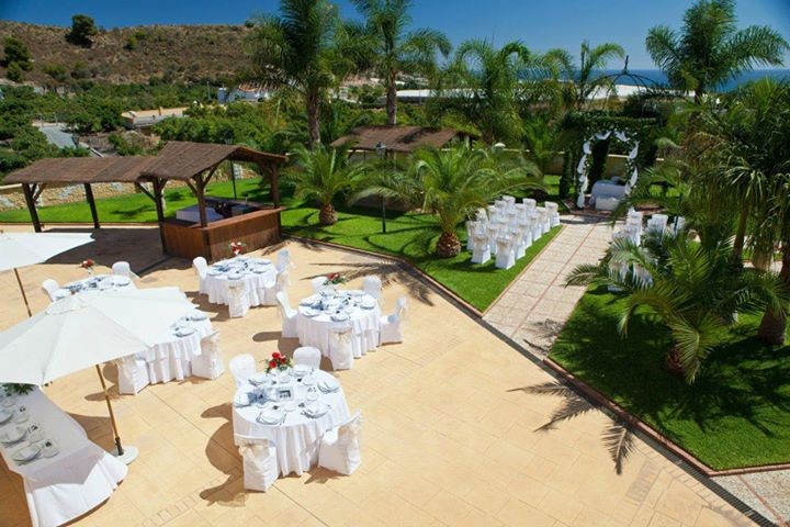 LUXURY VILLA SPANISH WEDDING VENUE 1