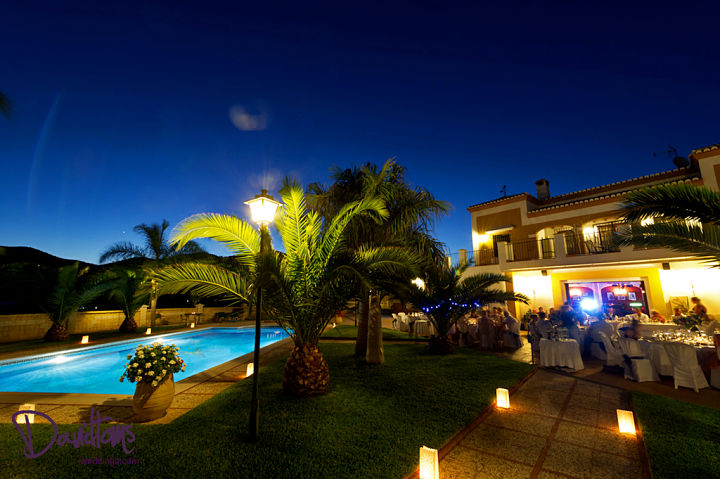 LUXURY VILLA SPANISH WEDDING VENUE 4