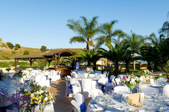 LUXURY VILLA SPANISH WEDDING VENUE 6