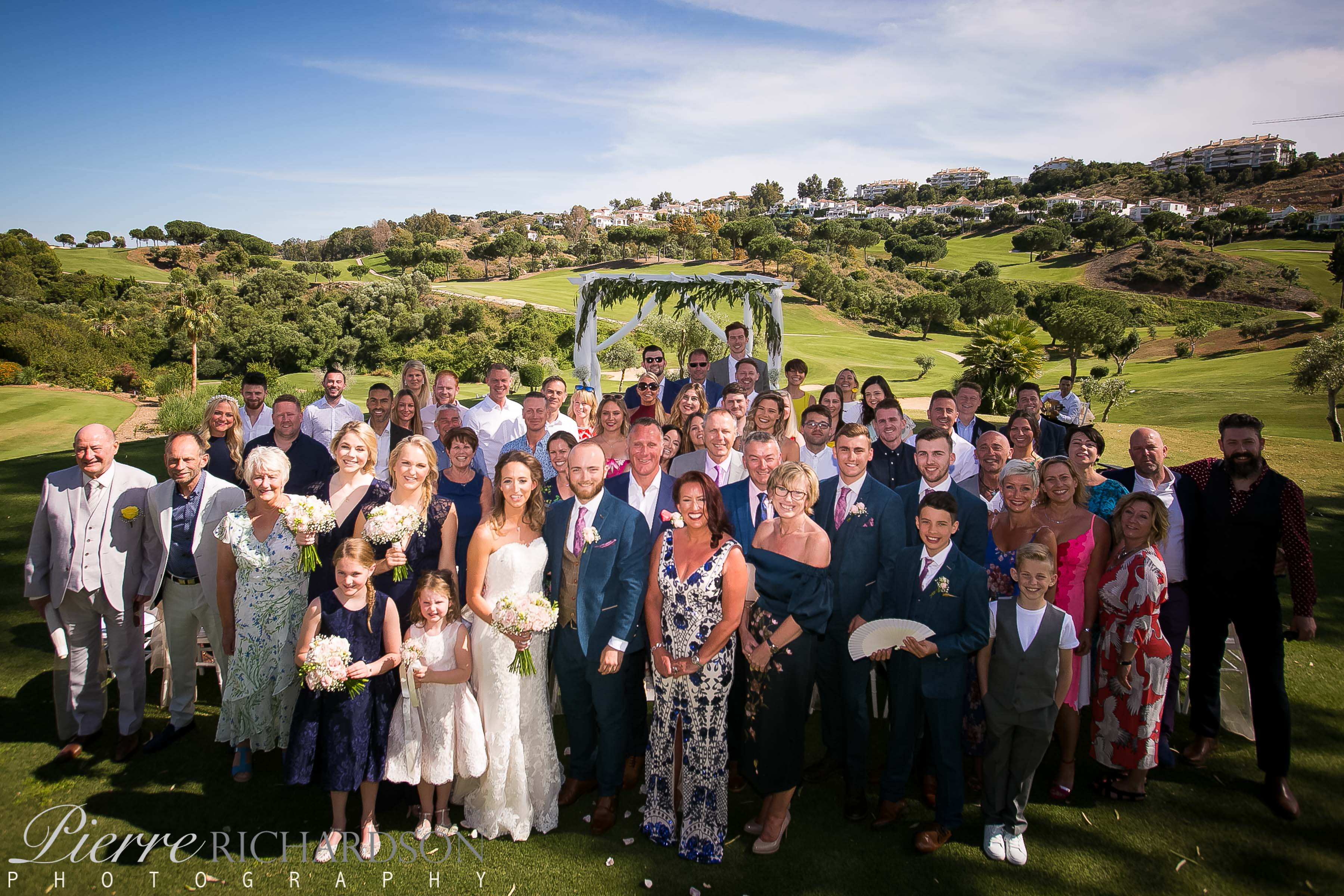 Wedding photography La Cala Resort Mijas 281