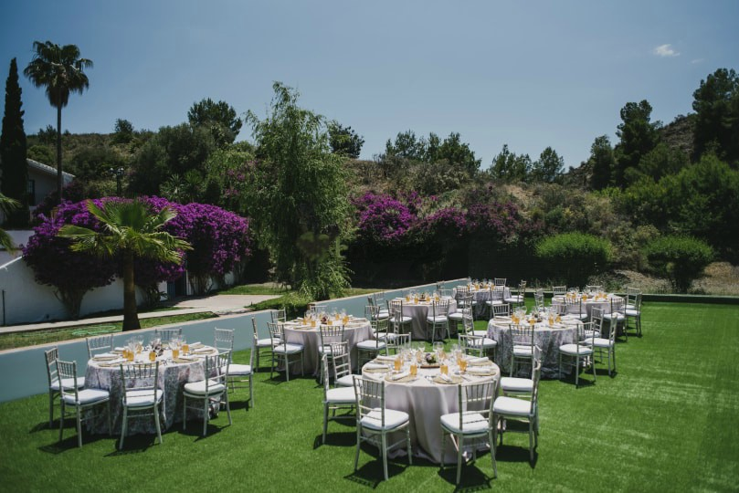 c villa wedding nerja