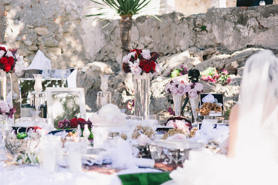 wedding castillo santa catalina anahita ali 385